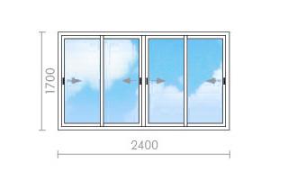 Цена на остекление балкона (лоджии) в п-30 - окна строй.