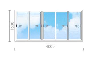 Калькулятор балконов - окна строй.